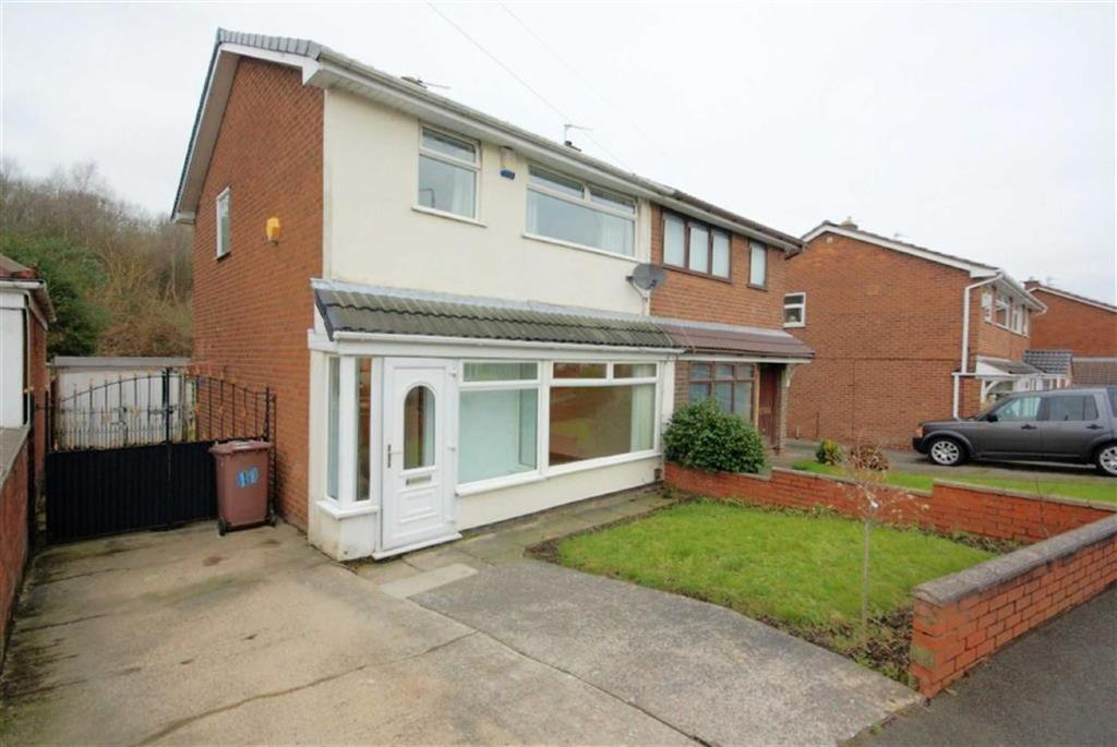 3 Bedrooms Semi Detached House for sale in Hinckley Road, Laffak, St Helens, WA11
