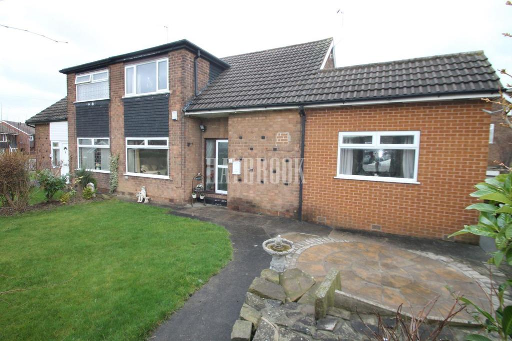 3 Bedrooms Bungalow for sale in Kynance Crescent, Brinsworth