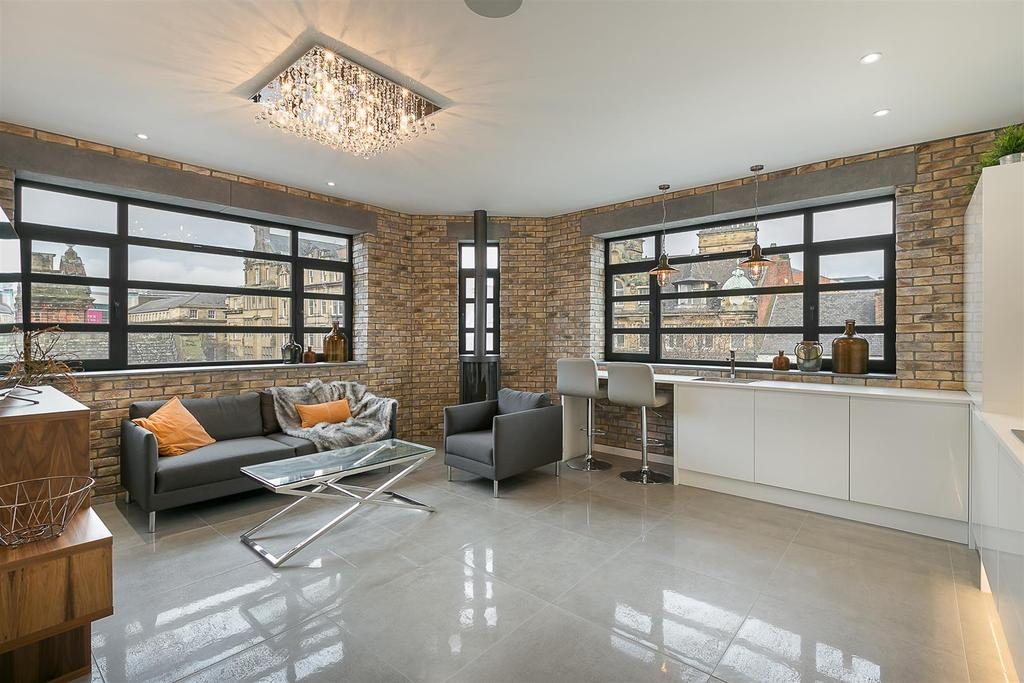 1 Bedroom Penthouse Flat for sale in Marseille Chambers, Newcastle upon Tyne