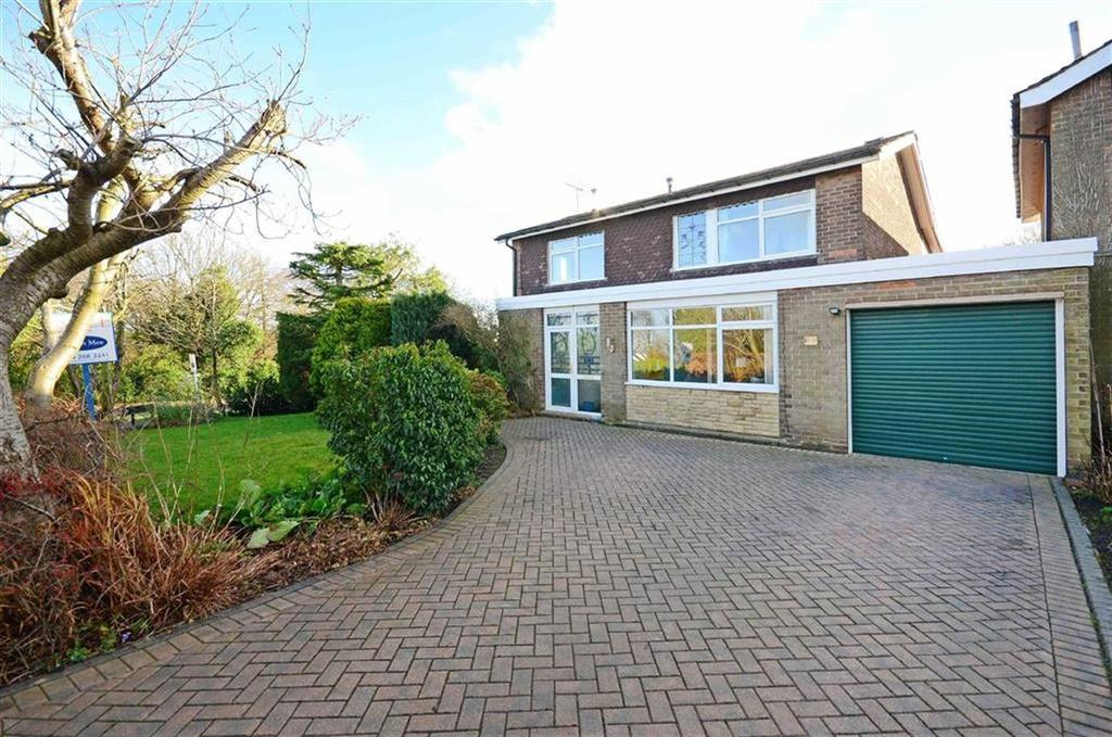 4 Bedrooms Detached House for sale in 1, The Fairway, Lodge Moor, Sheffield, S10