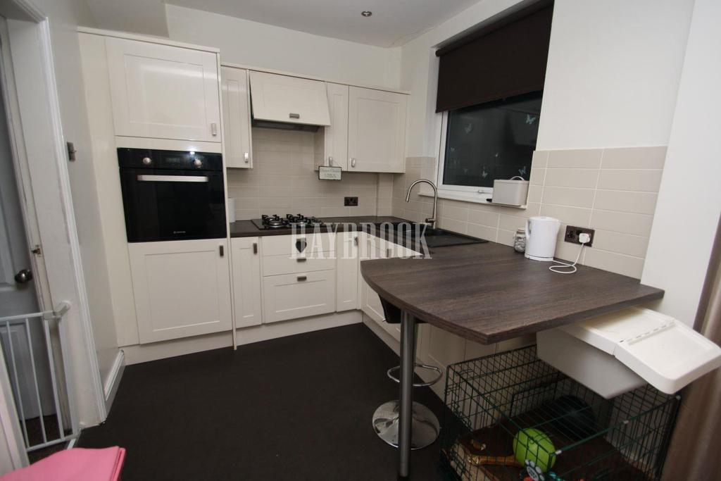 2 Bedrooms Terraced House for sale in Lichford Road, Arbourthorne, S2