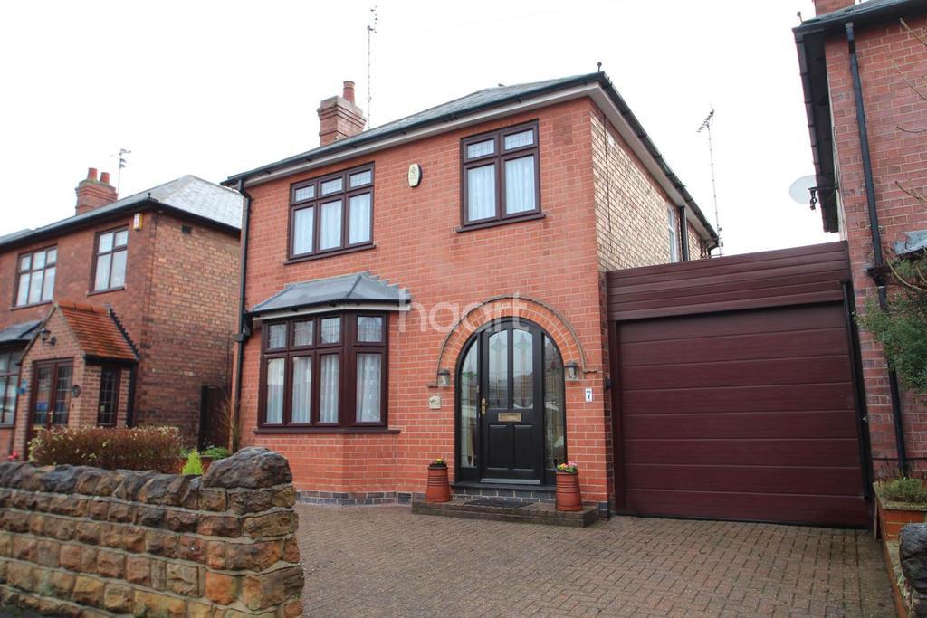 3 Bedrooms Detached House for sale in Brooklands Drive , Gedling