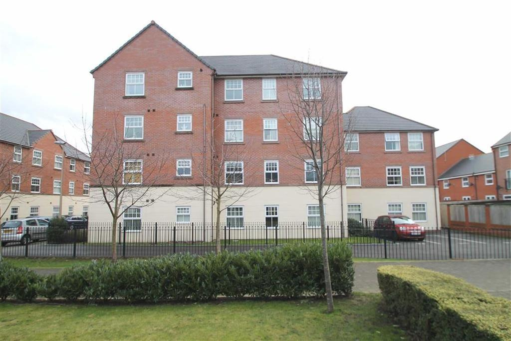 2 Bedrooms Flat for sale in Black Diamond Park, Chester