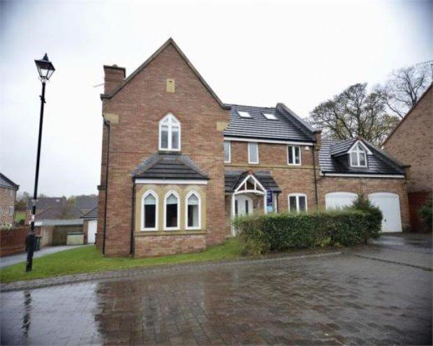 6 Bedrooms Detached House for sale in HOMESTALL, SEDGEFIELD, SEDGEFIELD DISTRICT