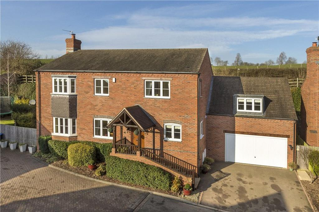 5 Bedrooms Detached House for sale in Howcombe Gardens, Napton, Southam, CV47