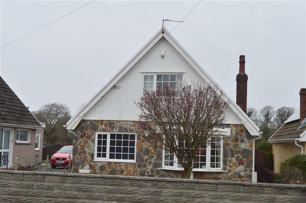 3 Bedrooms Detached House for sale in Glynhir Road, Swansea, SA4