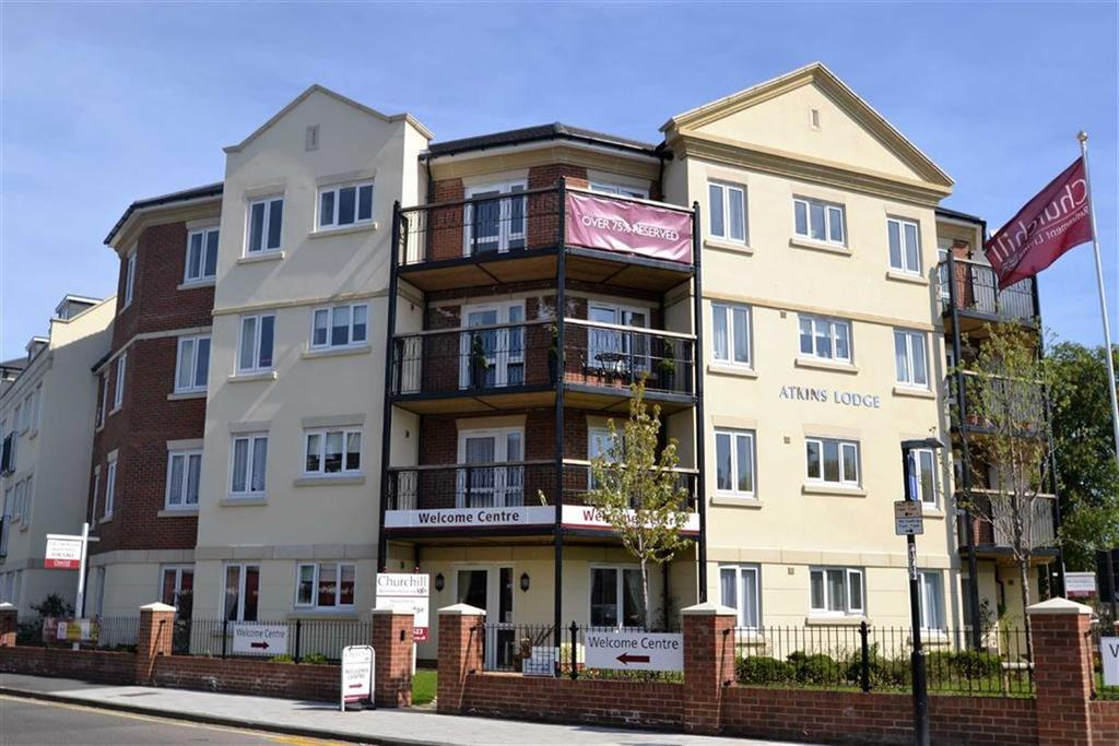 2 Bedrooms Retirement Property for sale in Atkins Lodge, Orpington, Kent