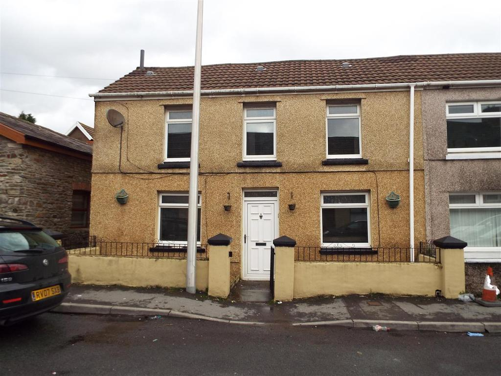 3 Bedrooms Semi Detached House for sale in Glyncoed Terrace, Llanelli
