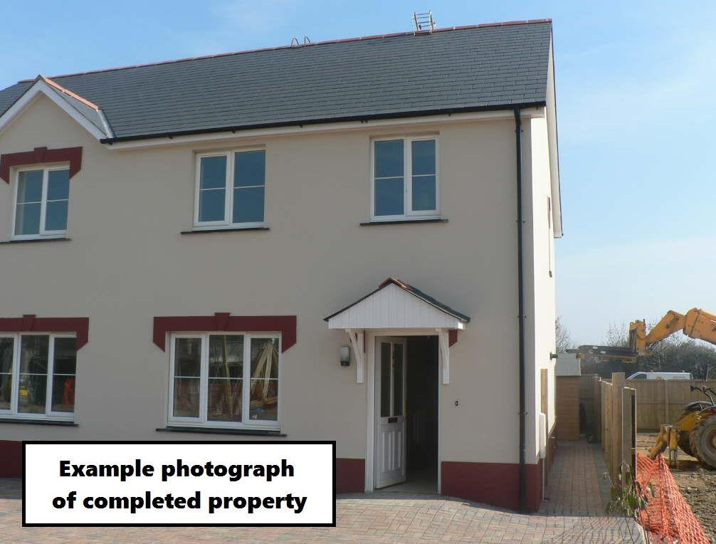 3 Bedrooms Semi Detached House for sale in Crundale