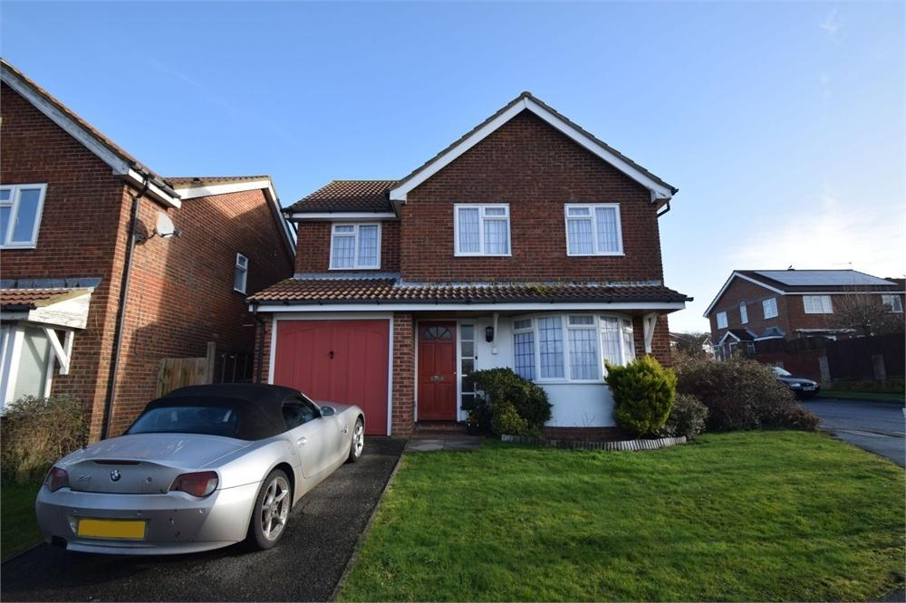 4 Bedrooms Detached House for sale in Rydal Way, North Langney, East Sussex
