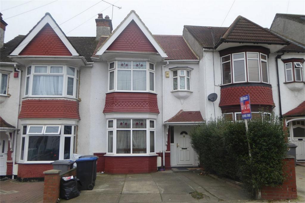 3 Bedrooms Terraced House for sale in Cecil Avenue, Wembley, Greater London