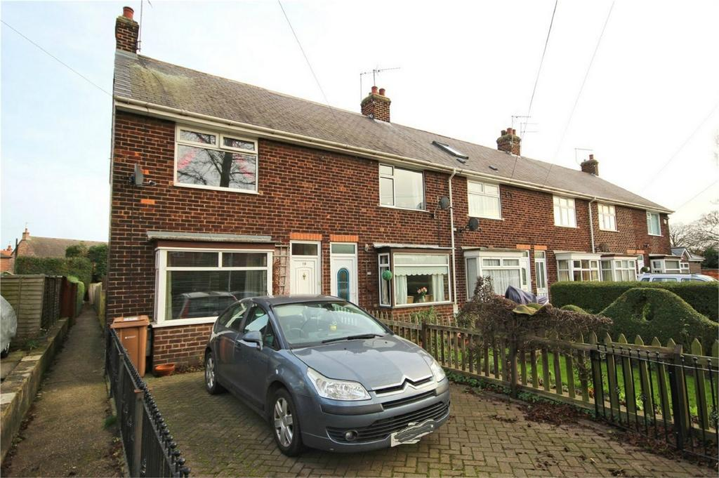 3 Bedrooms End Of Terrace House for sale in Hull Road, Beverley, East Riding of Yorkshire