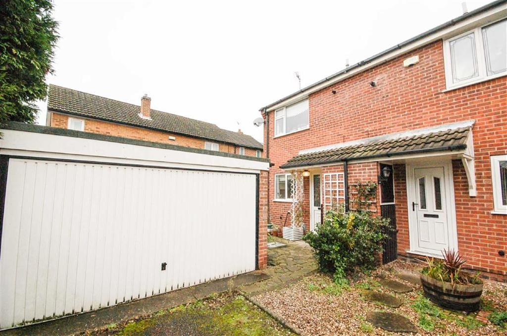 2 Bedrooms End Of Terrace House for sale in Rectory Court, West Bridgford