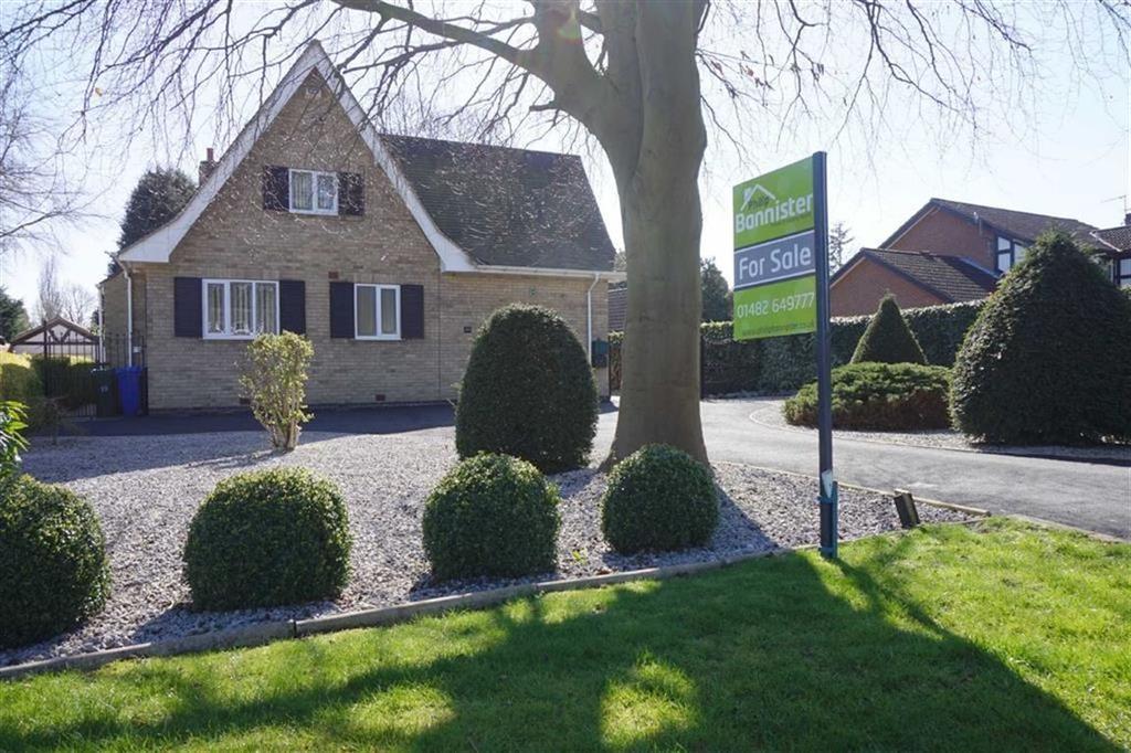 3 Bedrooms Detached Bungalow for sale in West Ella Road, Kirk Ella, Kirk Ella, HU10