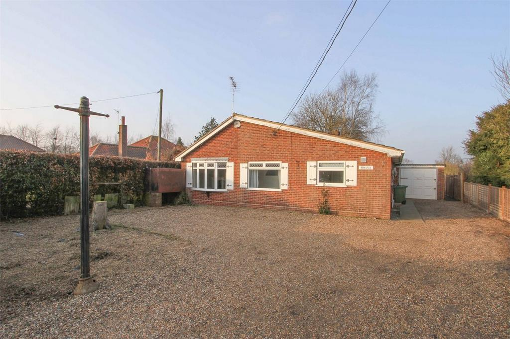 4 Bedrooms Detached Bungalow for sale in Dereham Road, Mattishall, Norfolk
