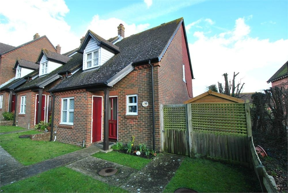 2 Bedrooms End Of Terrace House for sale in Rotherfield Avenue, BEXHILL-ON-SEA, East Sussex