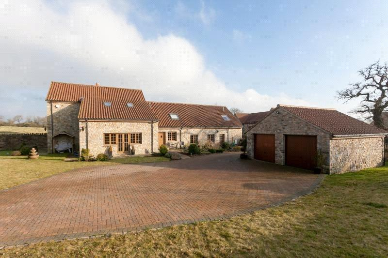5 Bedrooms Detached House for sale in Chew Magna, Bristol, Somerset, BS40