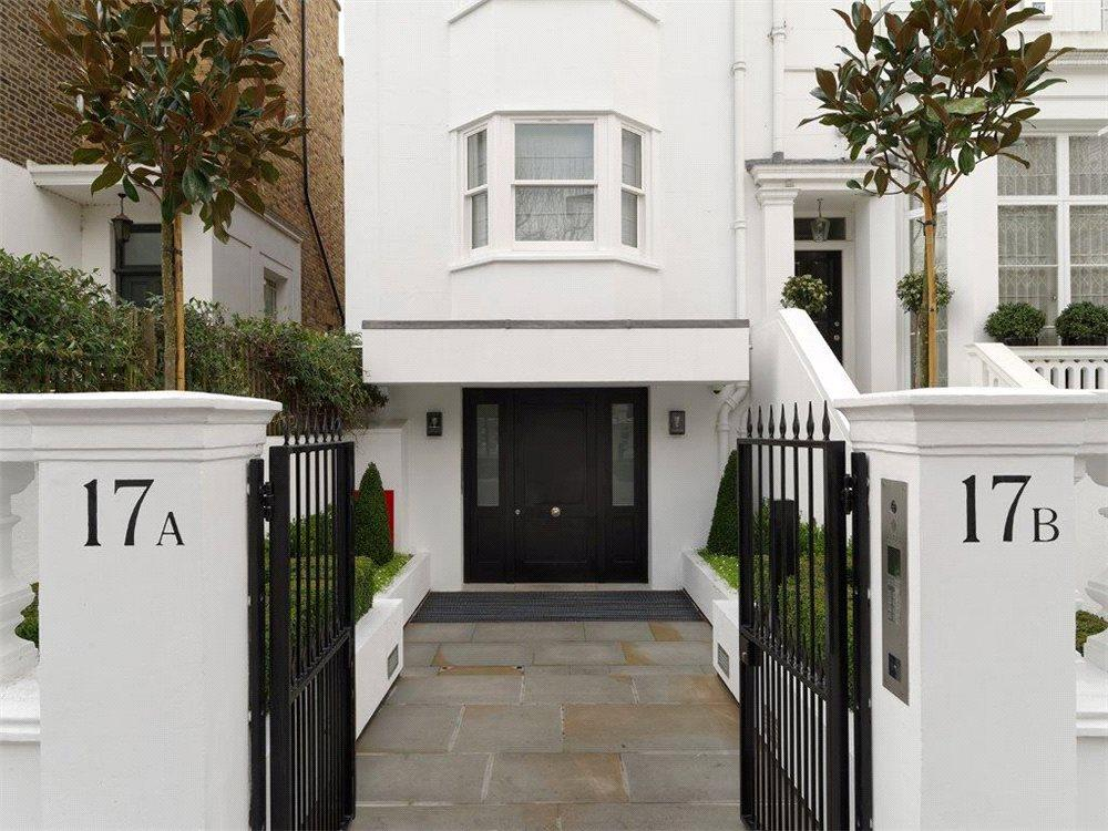 2 Bedrooms Flat for sale in Gilston Road, London, SW10