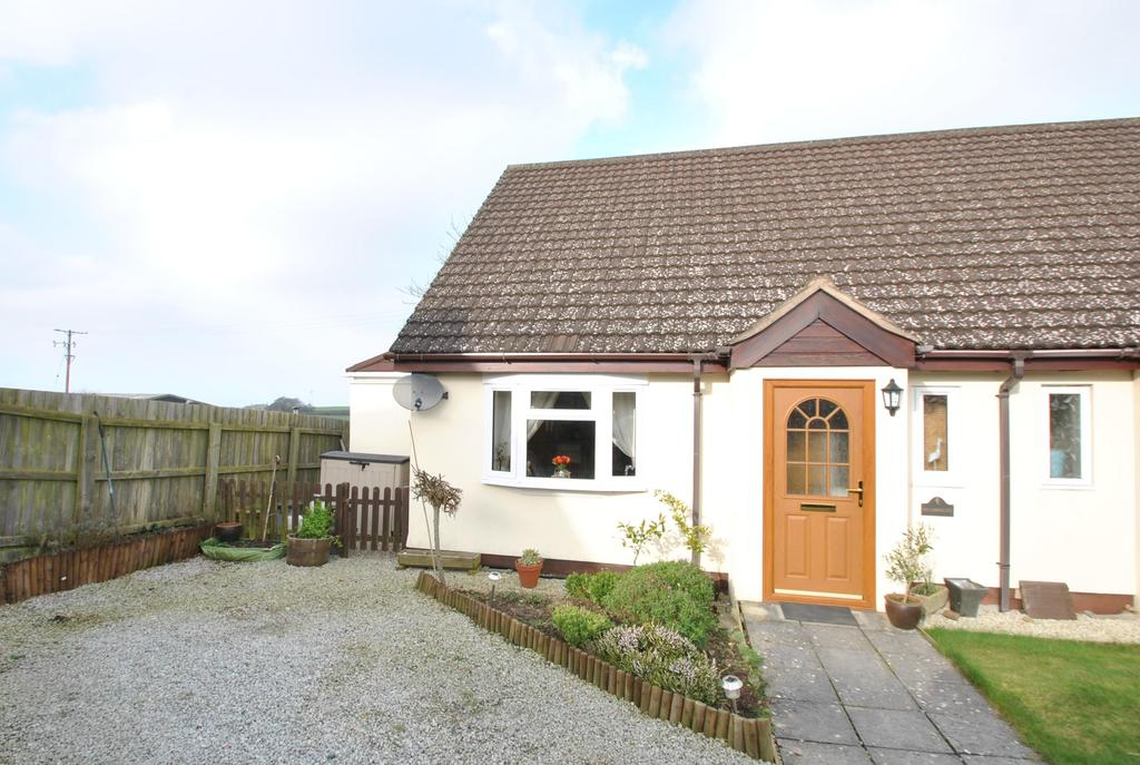 2 Bedrooms Bungalow for sale in West Week Close, Week St. Mary