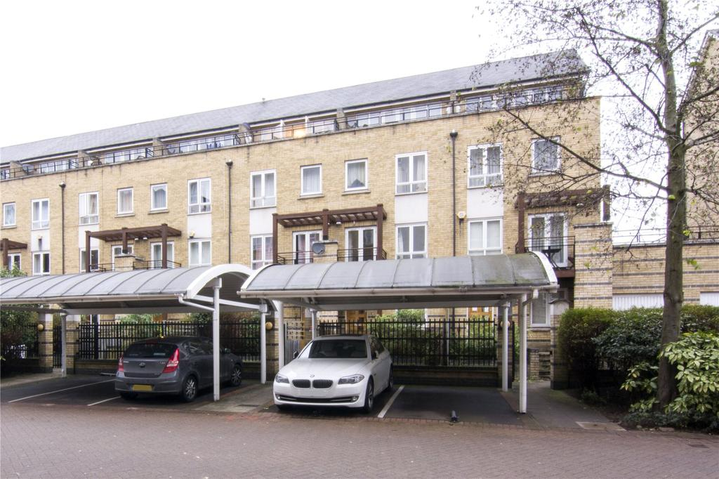 5 Bedrooms Terraced House for sale in St. Davids Square, London, E14