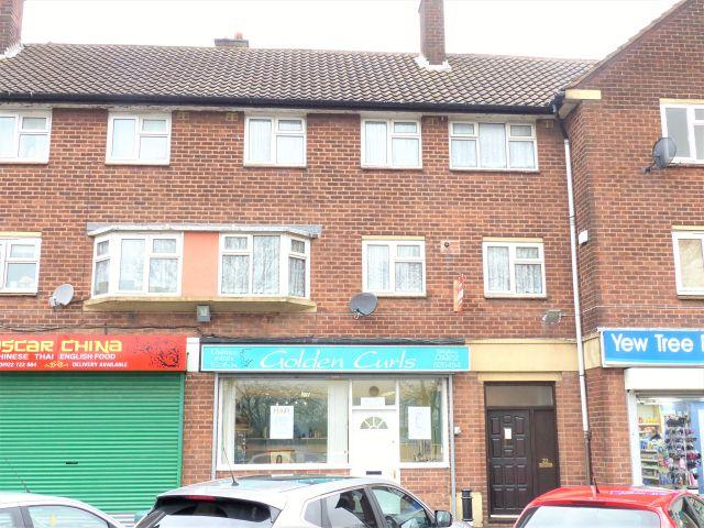 3 Bedrooms Maisonette Flat for sale in Redwood Road,Walsall,West Midlands