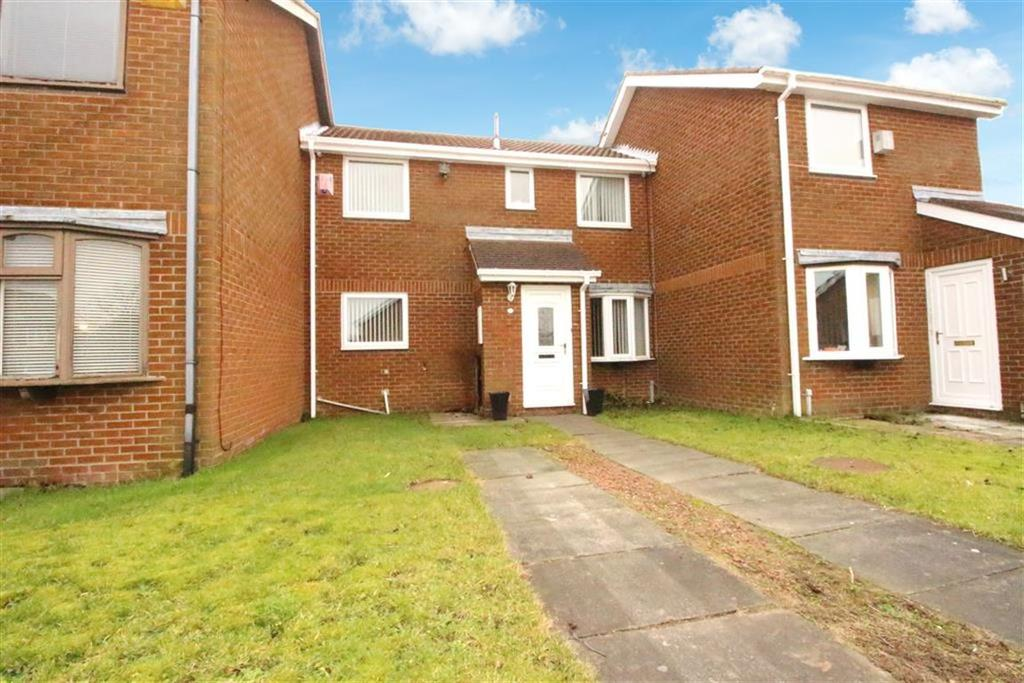 2 Bedrooms Terraced House for sale in Dereham Court, Newcastle Upon Tyne, NE5