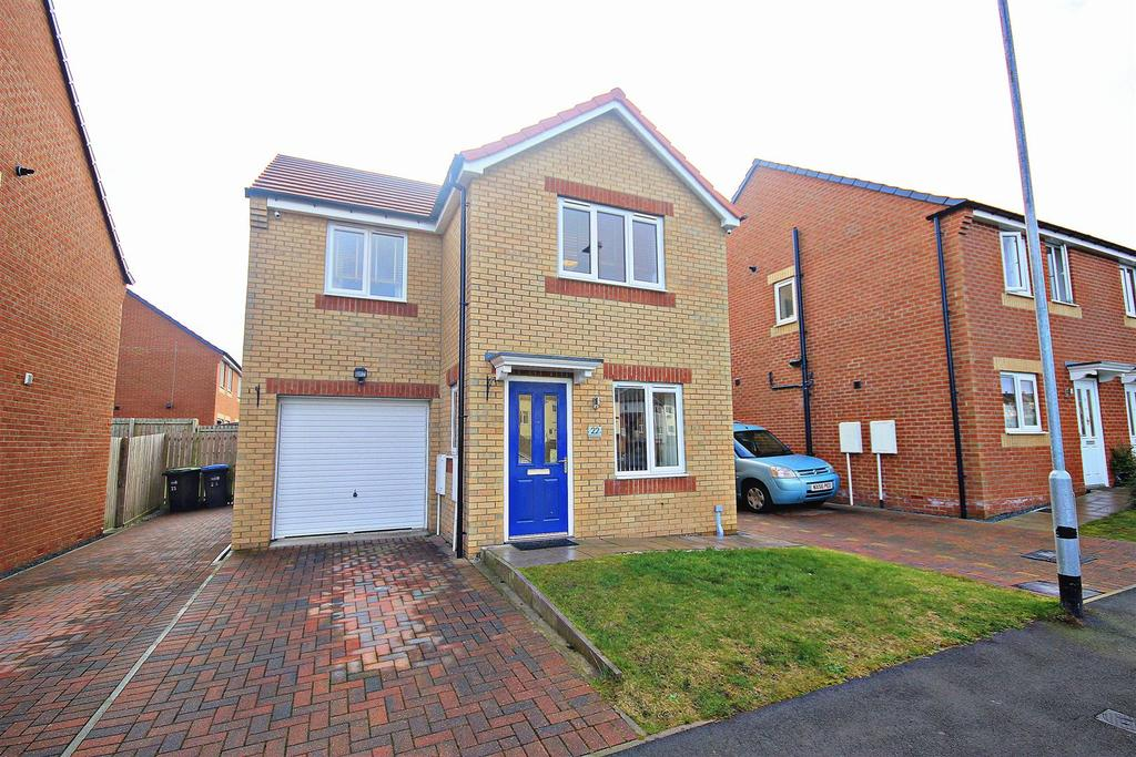3 Bedrooms Detached House for sale in Balmoral Avenue, Stanley