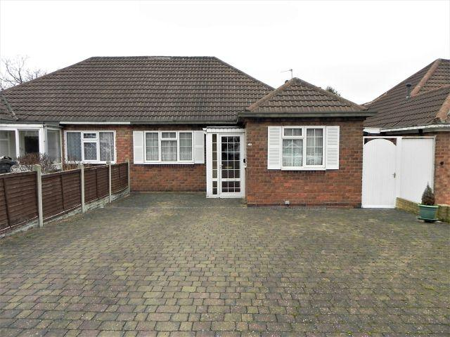 2 Bedrooms Semi Detached Bungalow for sale in Orton Avenue,Walmley,Sutton Coldfield