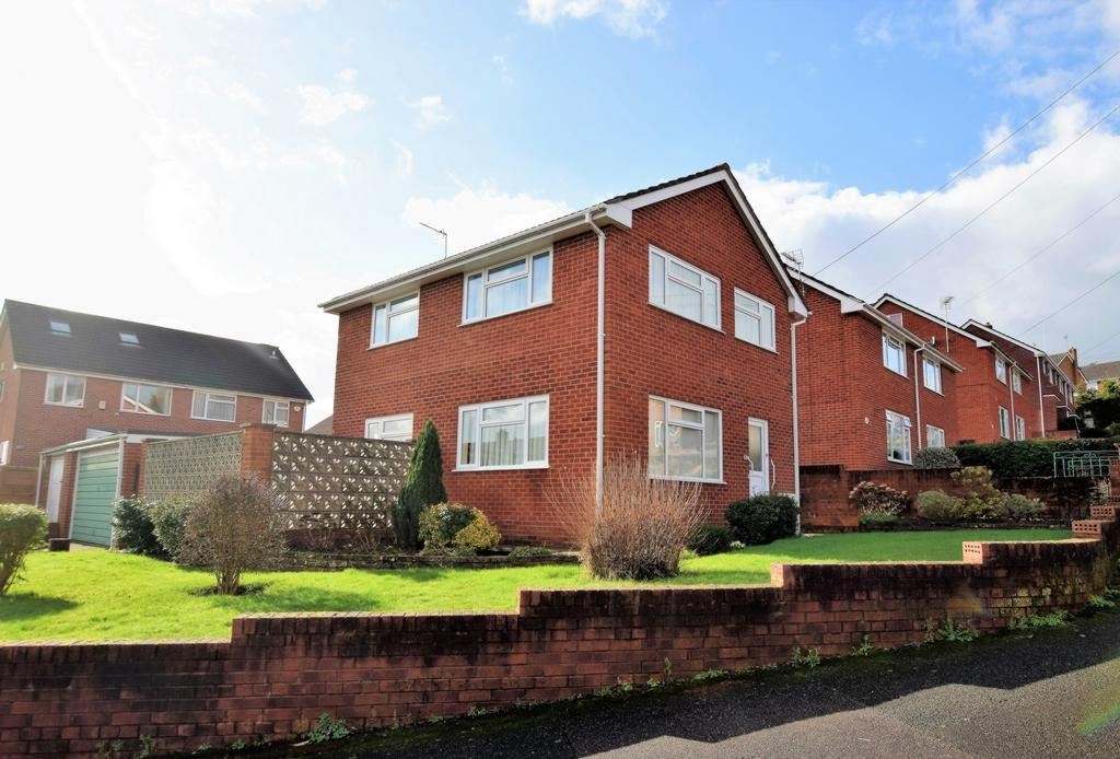 3 Bedrooms House for sale in Barley Farm Road, St Thomas, EX4