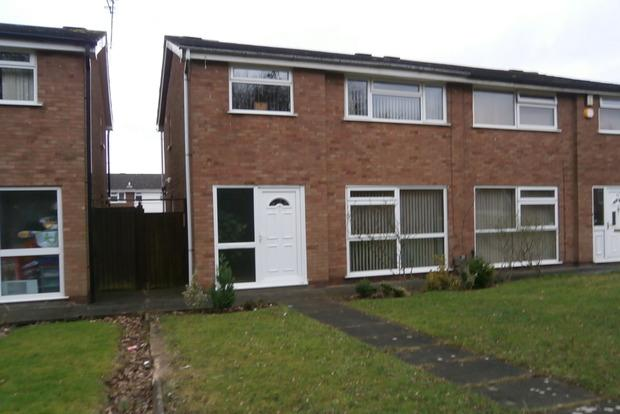 3 Bedrooms Semi Detached House for sale in Dunsville Walk, Rushey Mead, Leicester, LE4