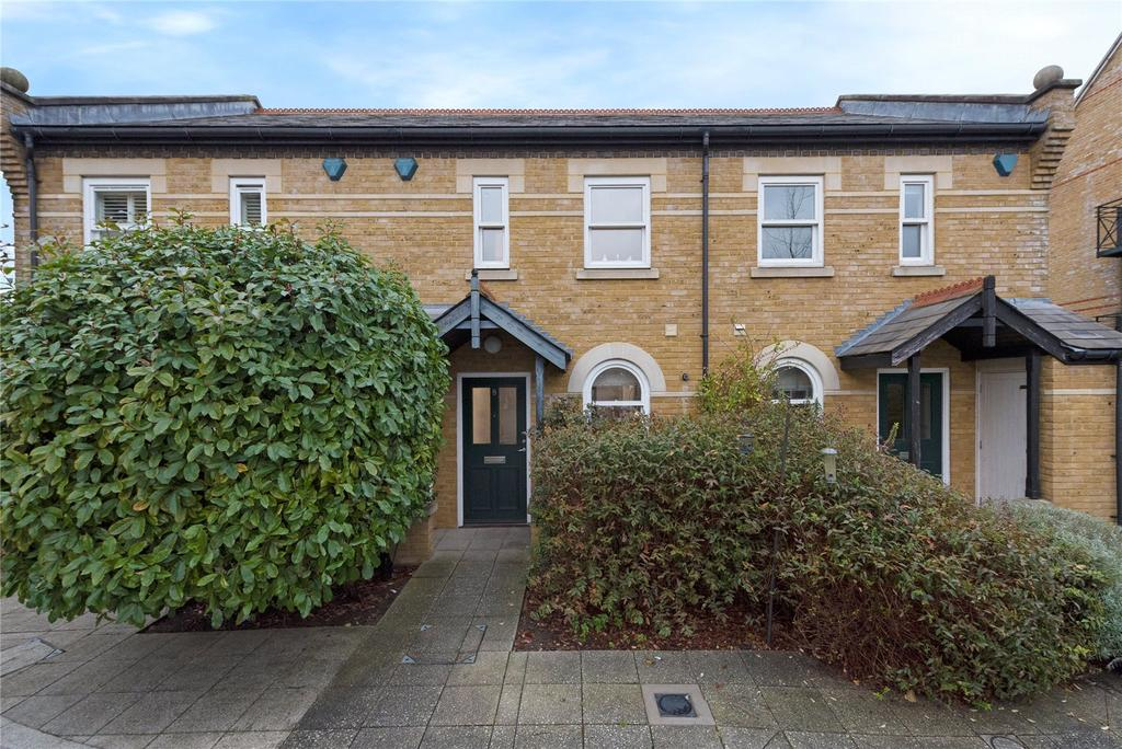 2 Bedrooms Terraced House for sale in Verona Court, Chiswick, London