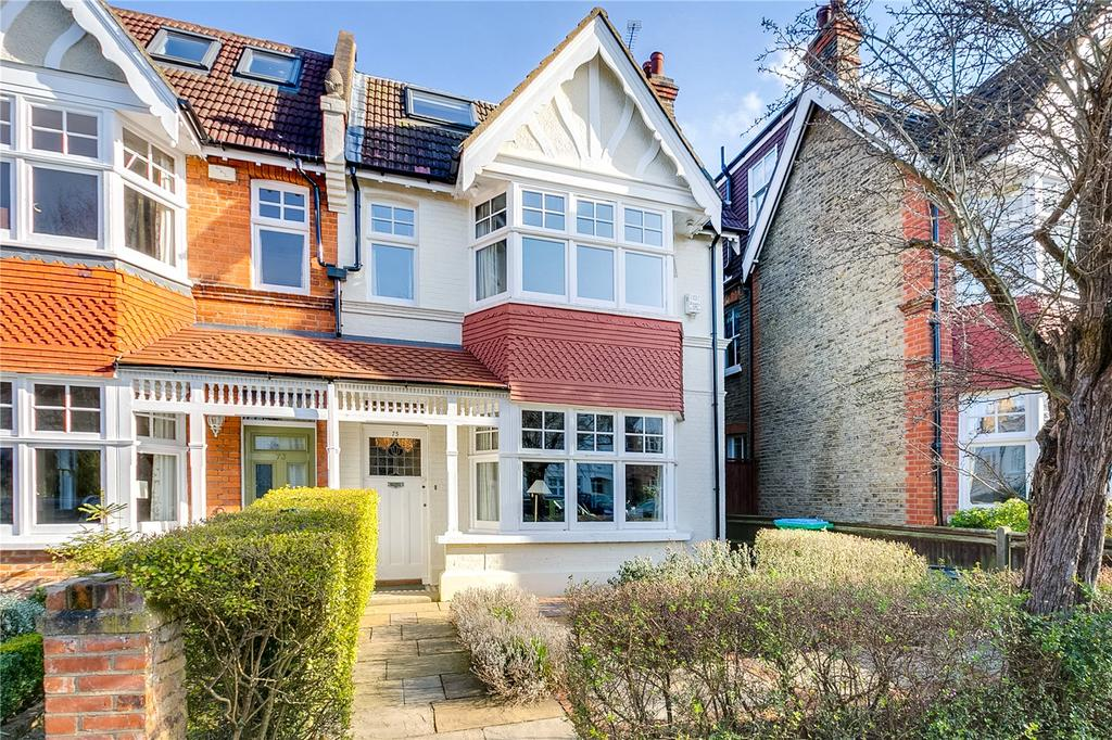 6 Bedrooms Semi Detached House for sale in Palewell Park, London