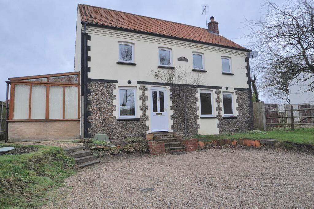3 Bedrooms Detached House for sale in Frostenden Corner