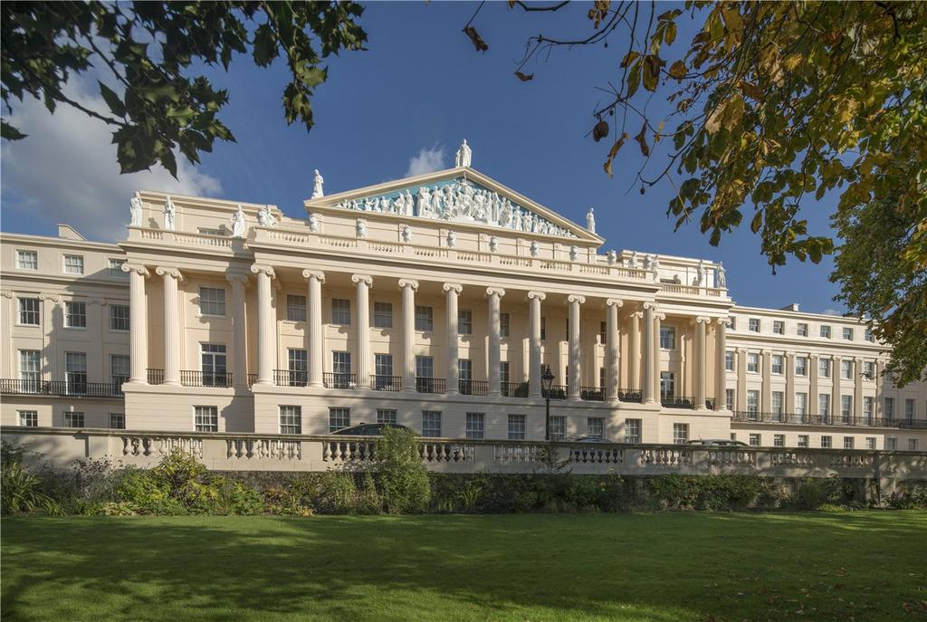 2 Bedrooms Flat for sale in Cumberland Terrace, Regent's Park, London, NW1
