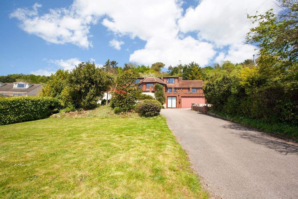 5 Bedrooms Detached House for sale in Teignmouth Road, Bishopsteignton, TQ14 9PL