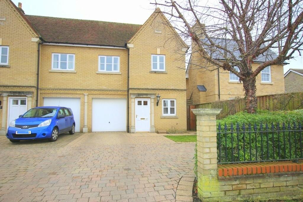 4 Bedrooms Town House for sale in Lynn Road, Ely