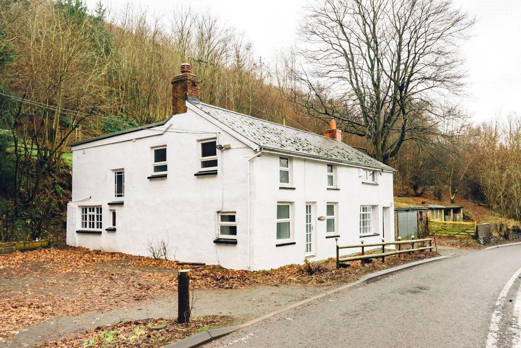 4 Bedrooms Detached House for sale in Goginan, Aberystwyth, Sir Ceredigion