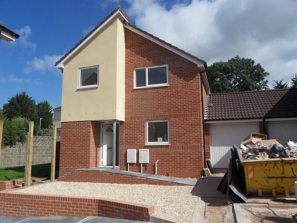 4 Bedrooms Link Detached House for sale in Marcus Road, Exmouth