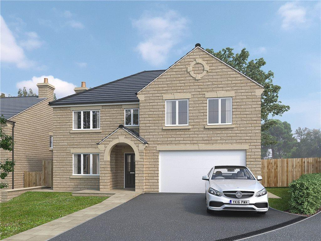 5 Bedrooms Detached House for sale in Plot 2 , Highfields, Street Lane, East Morton, West Yorkshire