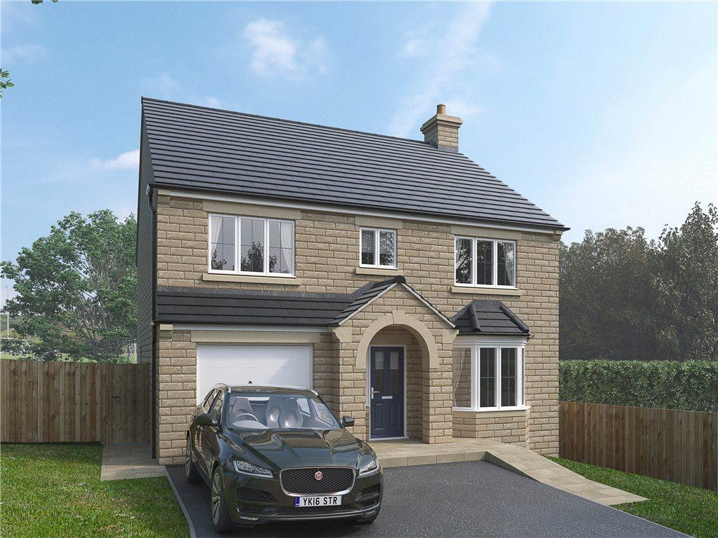 4 Bedrooms Detached House for sale in Plot 4 , Highfields, Street Lane, East Morton, West Yorkshire