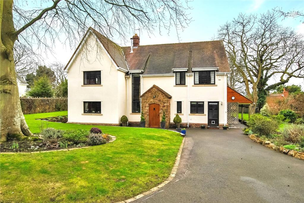 4 Bedrooms House for sale in Trendle Lane, Bicknoller, Taunton, Somerset, TA4
