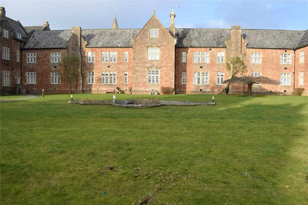 2 Bedrooms Apartment Flat for sale in Lower Chapel Court, South Horrington, Wells, Somerset, BA5