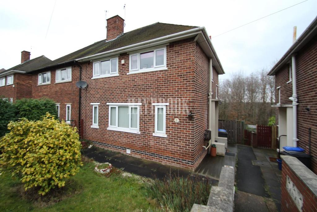 3 Bedrooms Semi Detached House for sale in Carr Forge Road, Hackenthorpe