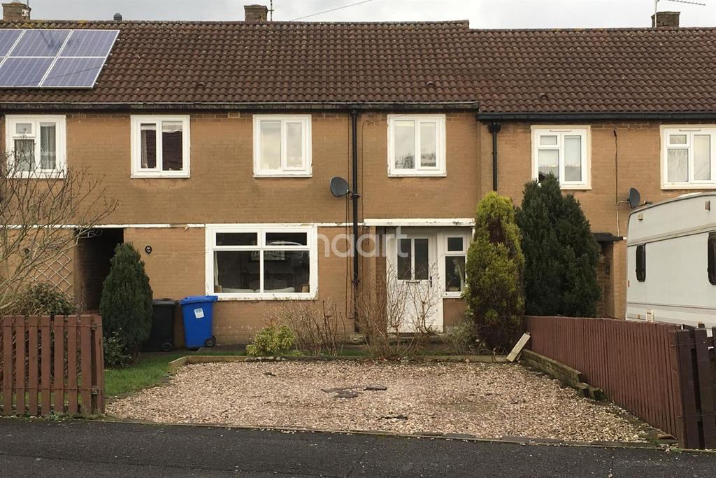 3 Bedrooms Terraced House for sale in Kingsbury Road, Mackworth