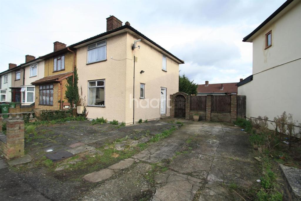 2 Bedrooms End Of Terrace House for sale in Fanshawe Crescent