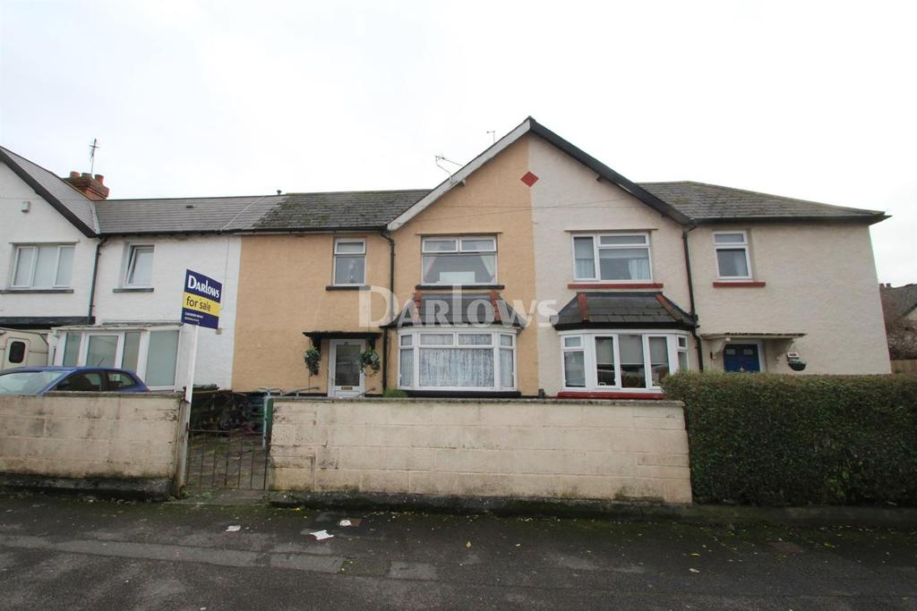 2 Bedrooms Terraced House for sale in Kenmuir Road, Tremorfa, Cardiff