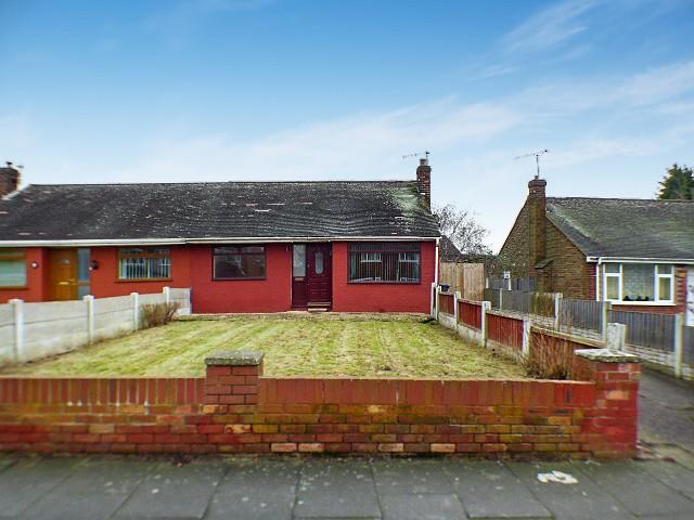 3 Bedrooms Bungalow for sale in Montgomery Road, Widnes