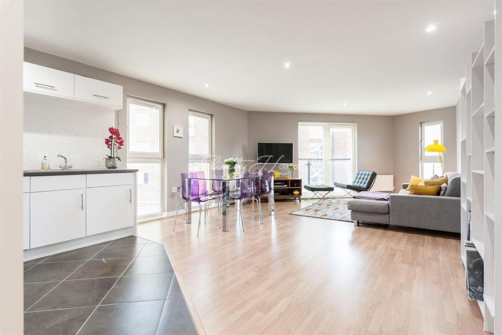 1 Bedroom Flat for sale in Jacob House, Amhurst Road, E8