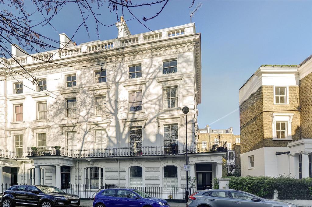 3 Bedrooms Maisonette Flat for sale in Westbourne Gardens, London, W2