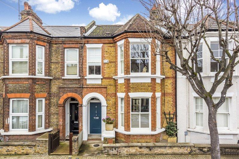 4 Bedrooms Terraced House for sale in Ingelow Road, London, SW8